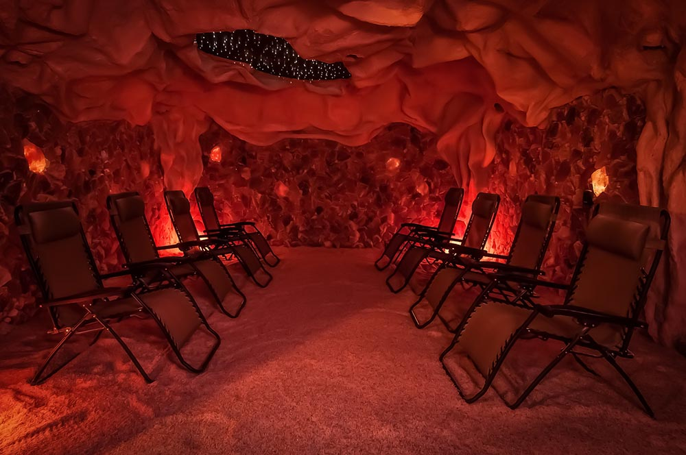 5 Star Salt Caves Home