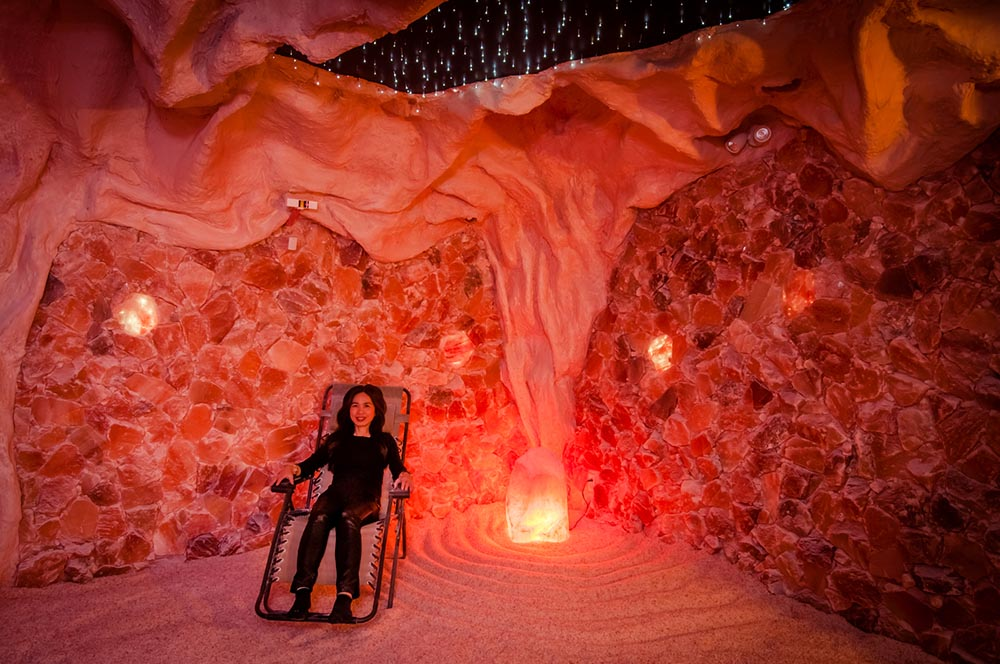 5 Star Salt Caves | Home